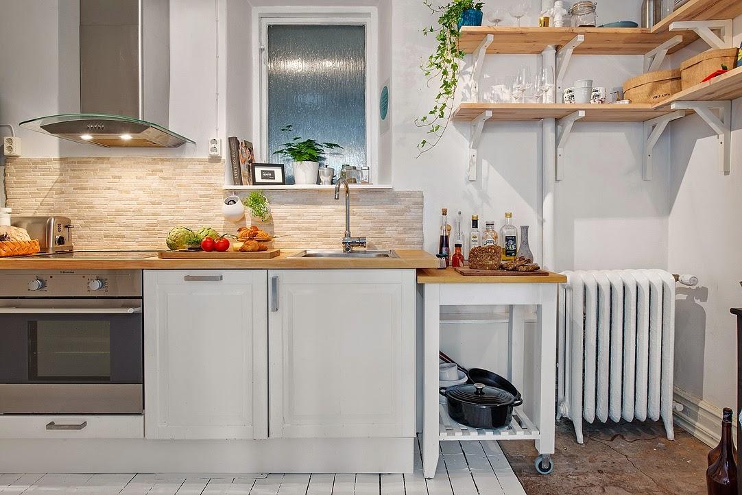 Dorable Más Color Popular Para Muebles De Cocina Pintados ...