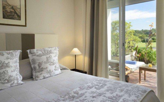 cama con terracita