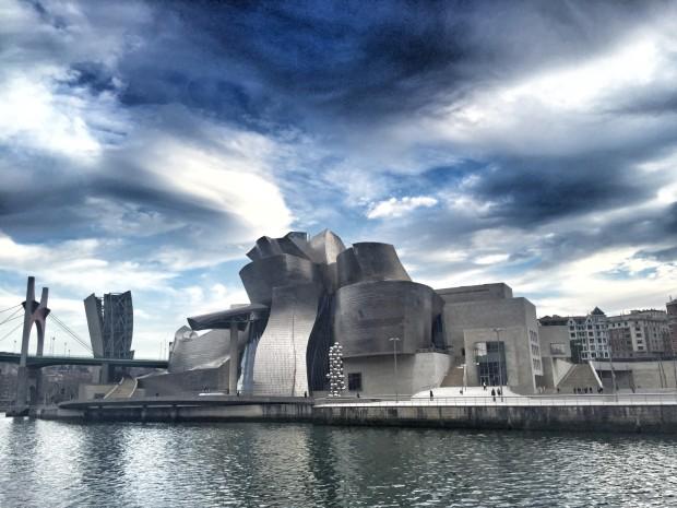 Bilbao Vizcaya Planes molones Restaurantes Basque Country Guggenheim